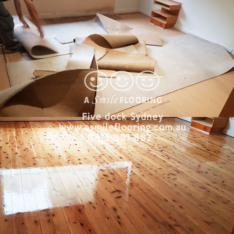 Floor Restoration Floor Refinishing Hardwood Floors 2017  Carpet remove and refinishing - Ryde NSW - Floor Sanding ...