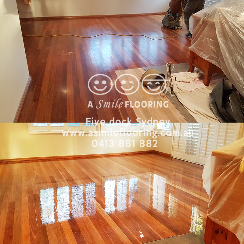 Refinishing service - padstow